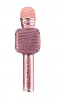 Bluetooth Караоке Микрофон  YS-68 (розовый)