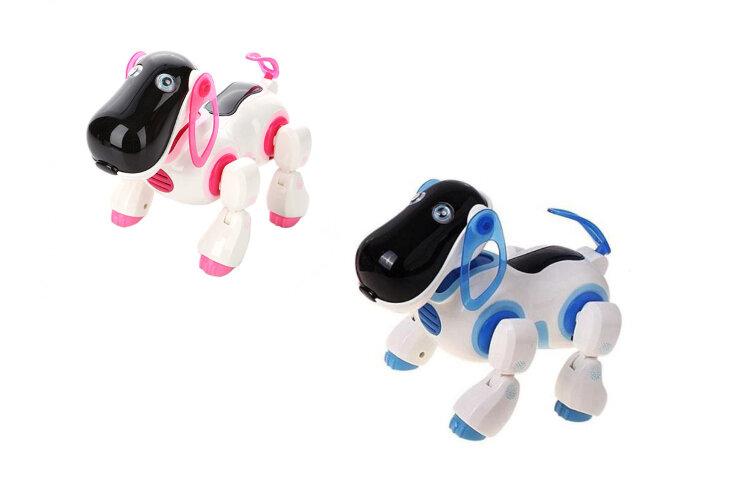 Интерактивная собака-робот на пульте управления Smart Dog Lili