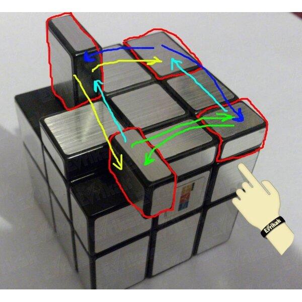 Асимметричный Кубик Рубика