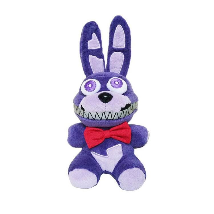 Плюшевая игрушка  Кошмарный Бонни 28 см. FNAF