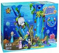 """Конструктор """"Подводная башня Ариэль"""" 366 дет. Queen Real 30010"""