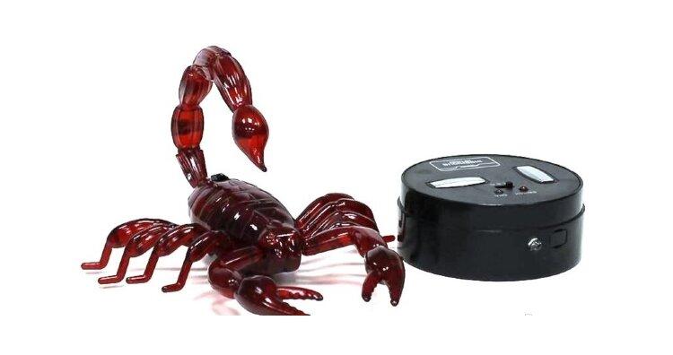 Скорпион на ИК-управления