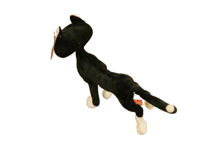 Мягкая игрушка Кошка Варежка 30 см.
