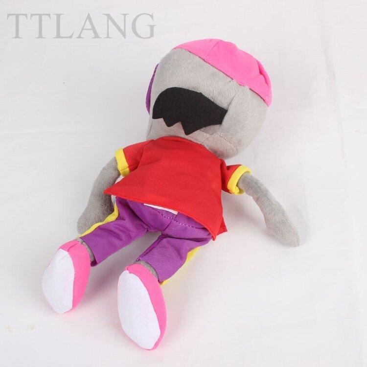 Мягкая игрушка Зомби в кепке 30 см. Растения против зомби