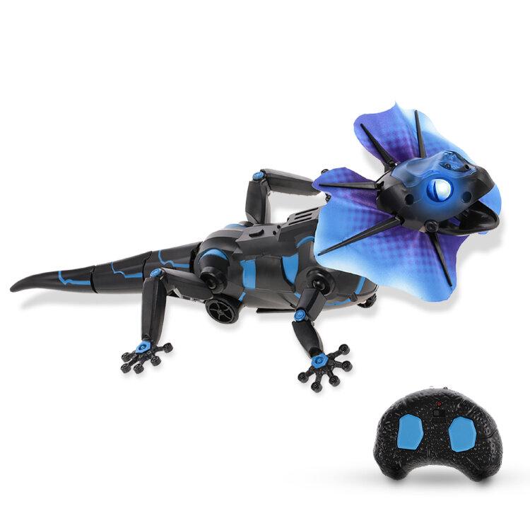 Ящерица Lizardbot на ИК управлении
