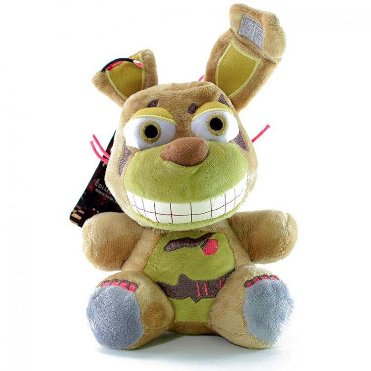 Плюшевая игрушка  Спрингтрап 25 см. FNAF