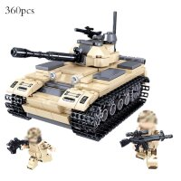 Конструктор Танк Т34 360 дет.