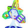 Магнитный конструктор Mini Magical Magnet 158 деталей XINBIDA MO158