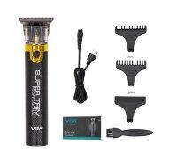 Триммер для бороды и усов VGR VGR-082, черный