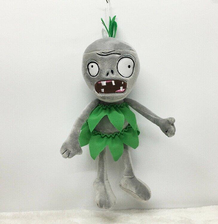 Мягкая игрушка Дикарь 30 см. Растения против зомби