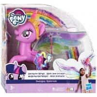 Игрушка Пони Hasbro My Little Pony Искорка с радужными крыльями