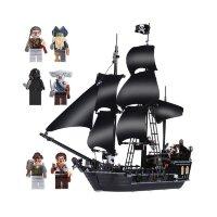 """Конструктор """"Пираты Карибского моря: Черная Жемчужина"""" 804 дет. LEPIN 16006"""
