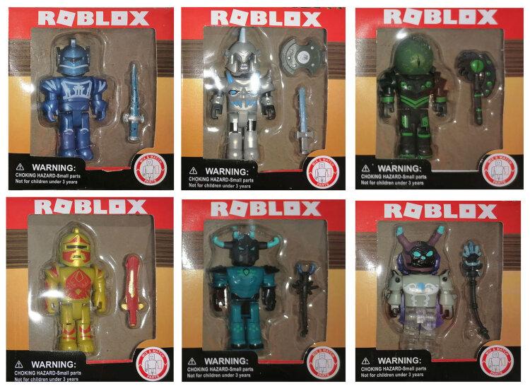 Набор из 6 фигурок Роблокс Чемпионы