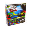 Гибкий трек Magic Track 220 деталей (светящиеся детали)