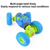 Трюковая машина скалолаз на радиоуправлении Twist climbing Car