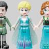 Конструктор Золотая карета Эльзы SY Ice and Snow Princess SY1429