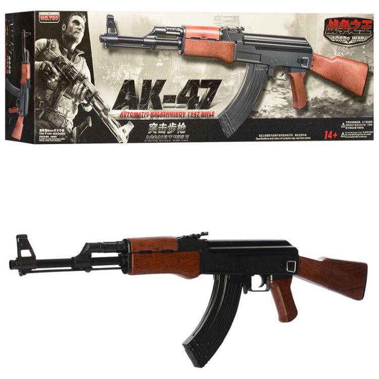 Игрушечный детский автомат АК-47 Lord of War