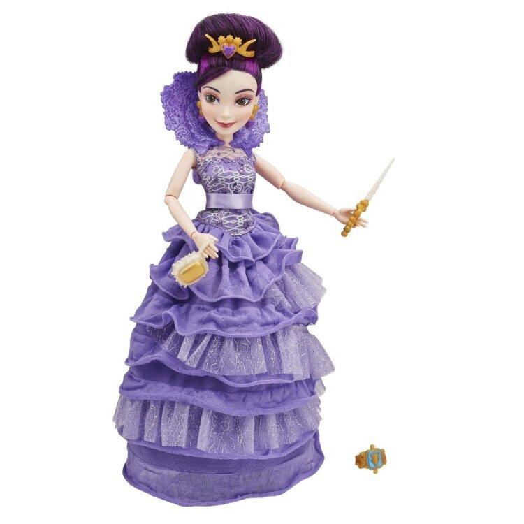 Кукла Мэл с аксессуарами серия Коронация DISNEY DESCENDANTS