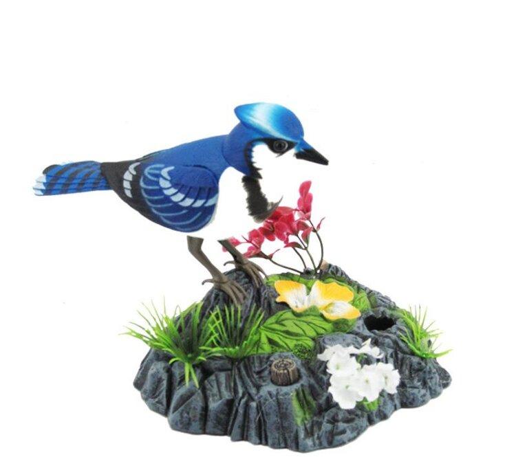 Подставка для карандашей Поющая птичка