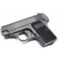 Страйкбольный пистолет   Air Soft Gun ZM03
