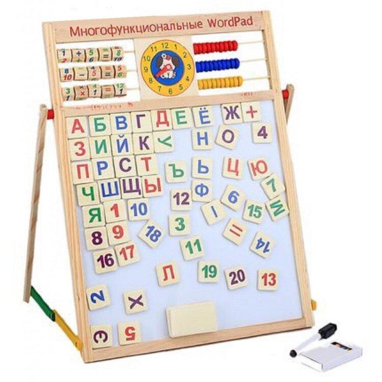 """Многофункциональная игровая доска """"WordPad"""""""