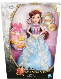 """Кукла Дисней """"Джейн в платье для коронации, Наследники"""" 29 см. Disney Descendants"""