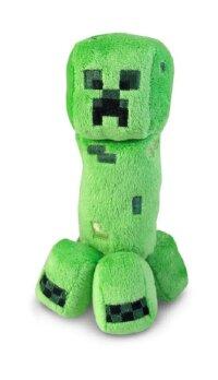 Мягкая игрушка Крипер Майнкрафт 22 см на присоске