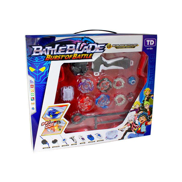 Игровой набор Battleblade set с восьмиугольной ареной