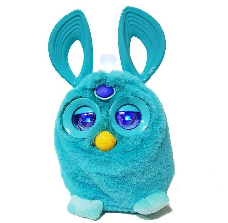 Интерактивная игрушка Фёрби новая версия (голубой)