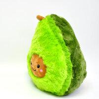 """Мягкая игрушка """"Волосатый авокадо"""" 40 см."""