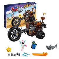 Конструктор Хеви-метал мотоцикл Железной бороды  Bricks 45011