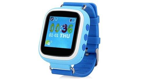 Детские умные часы Smart Baby Watch Q60S (голубые)