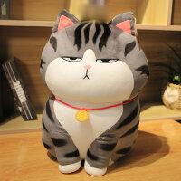 Мягкая игрушка Толстый кот 40 см.