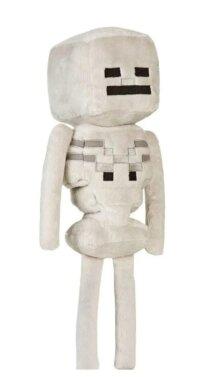 Мягкая игрушка  Майнкрафт Скелет 30 см с присоской