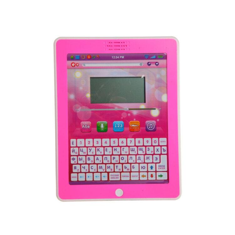 Детский Русско-Английский обучающий планшет 32 функции (Joy Toy 7243)
