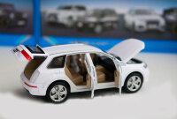 Машинка металлическая инерционная Audi Q7