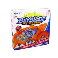 Набор Бейблэйд BEYBLADE арена желтая + 6 волчков