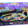 Magic Tracks Волшебная трасса 208 деталей + 48 светодиодных (5 метров)