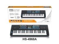 Детский синтезатор 49 клавиш HS-4968A