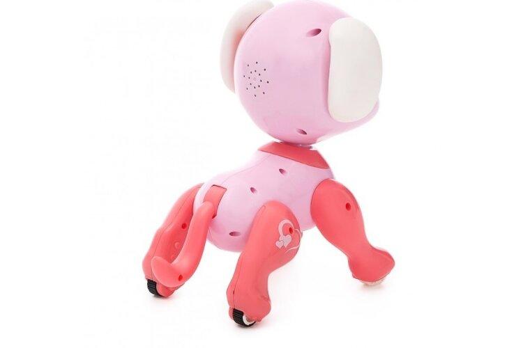"""Интерактивная игрушка """"Умный Щенок"""" с пультом (розовый)"""