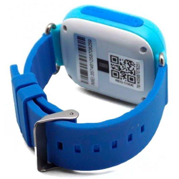 Детские умные часы Smart baby watch Q90 (G73) c WI-FI