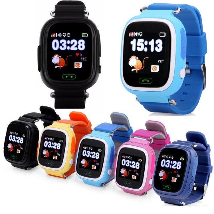 Детские умные часы Smart baby watch Q90