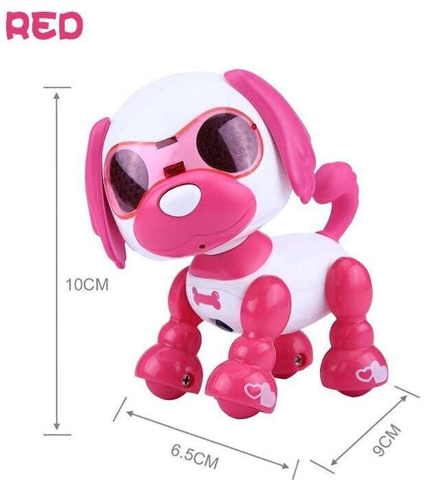 Интерактивный робот-щенок Dog Cute