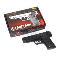 Страйкбольный пистолет  Браунинг Air Soft Gun К112