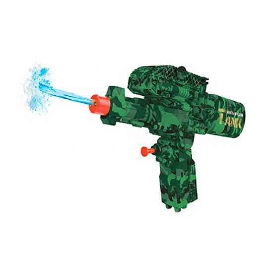 Трнсформер водняной пистолет / танк